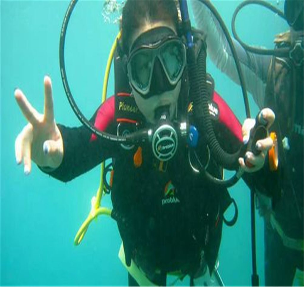 Dongshan Island Snorkeling Experience