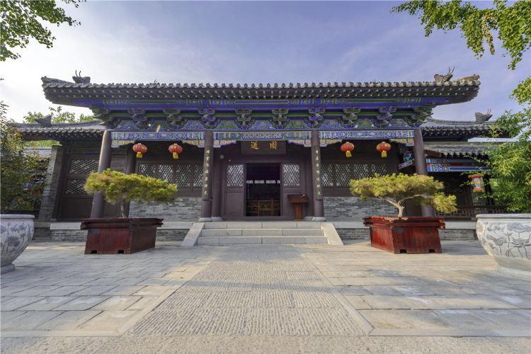 Shizilou (Lion House) Tourism Area2