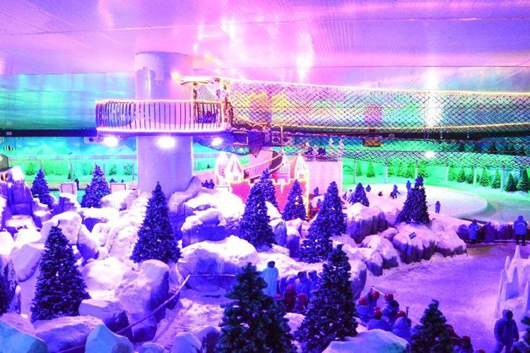 Shilin Ice and Snow Ocean World1