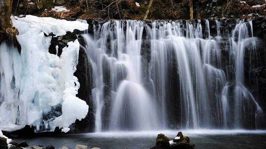 Longwanqun National Forest Park of Jilin