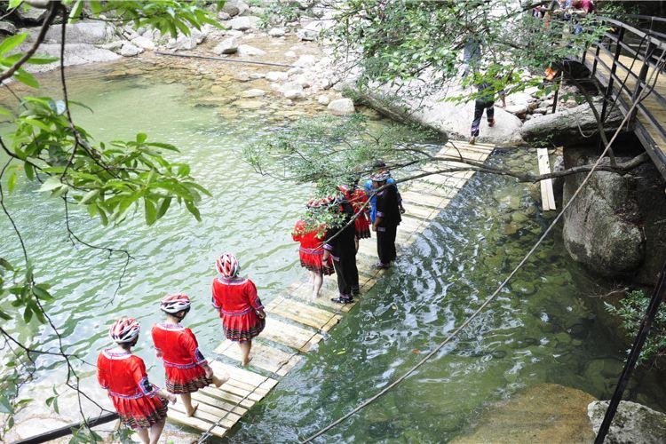 Sanfen Stone Scenic Area4