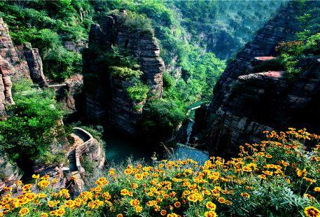 Qiugou Scenic Area