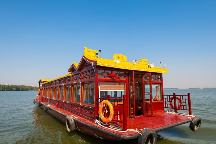 東湖遊船行吟閣碼頭4