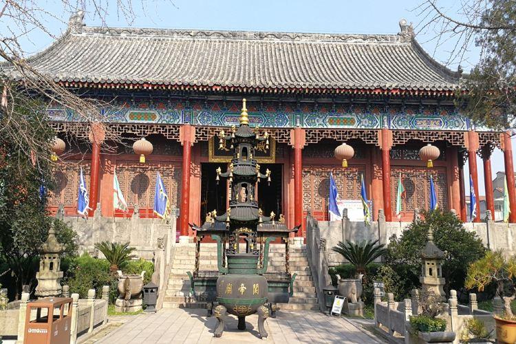荊州古城歷史文化旅遊區2