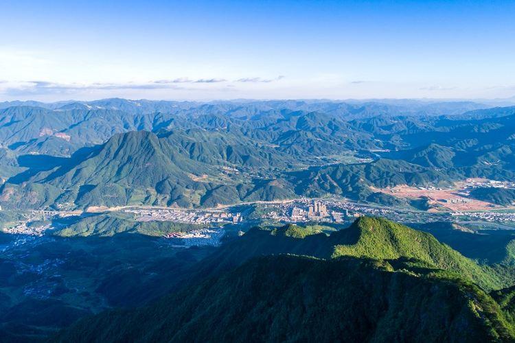 巾子峰森林公園1