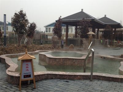 Shanghe Hot Spring Base