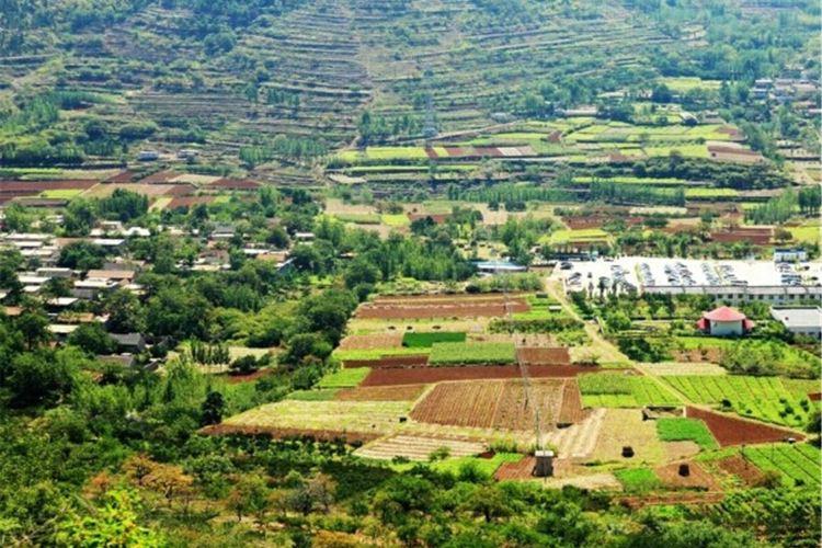 Xiong'er Mountain National Geological Park1