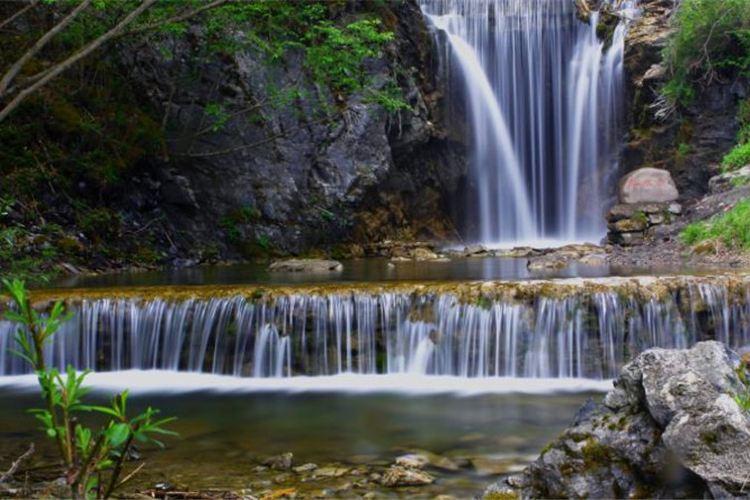 Huzhu Beishan National Geopark