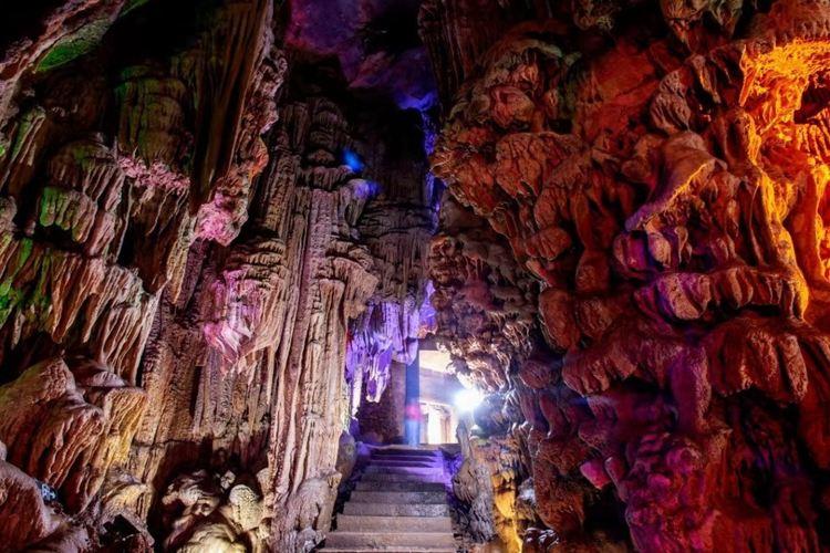 선농자선룽 동굴4