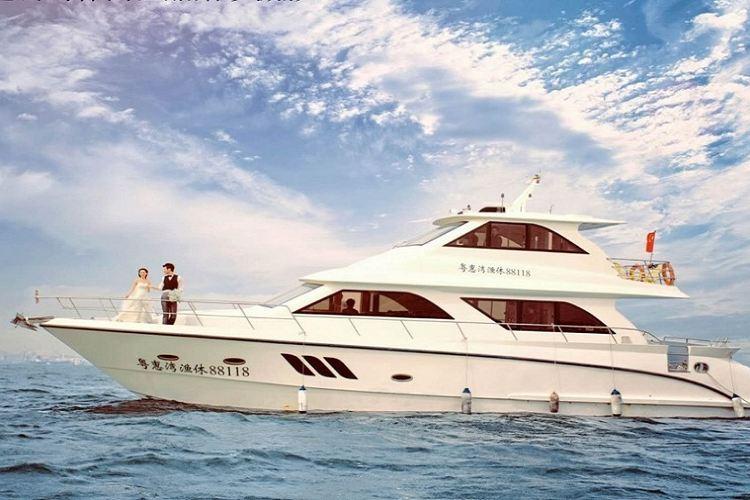 Dajia Island Yacht Cruise2