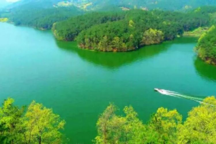 South Lake Scenic Spot2
