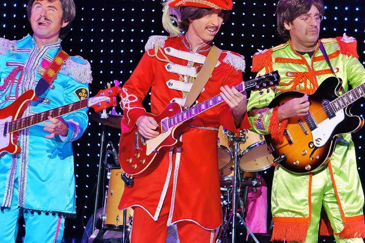 拉斯維加斯《Beatle Show》秀4