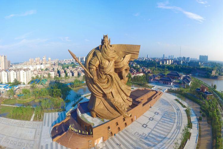 荊州古城歷史文化旅遊區1