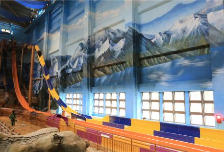Changbai Mountain Wanda Water Park