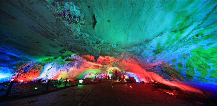 Penglai Celestial Cave