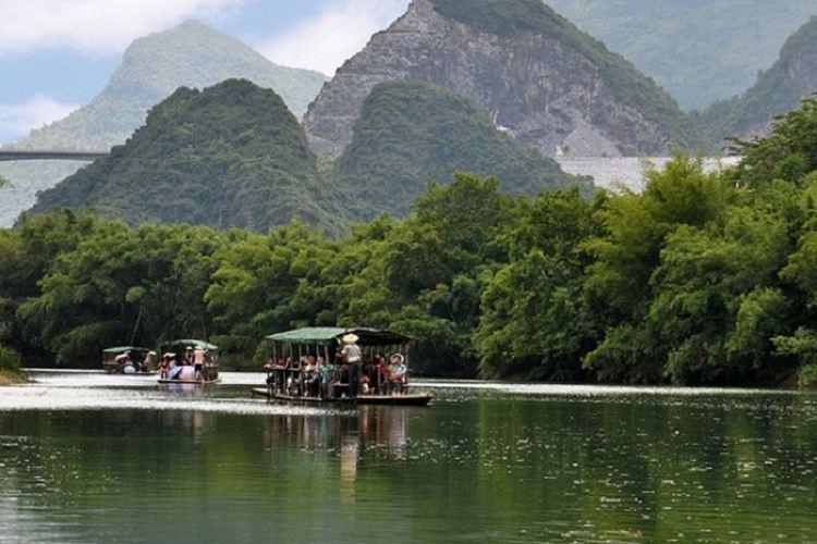水口魚水旅遊風景區2