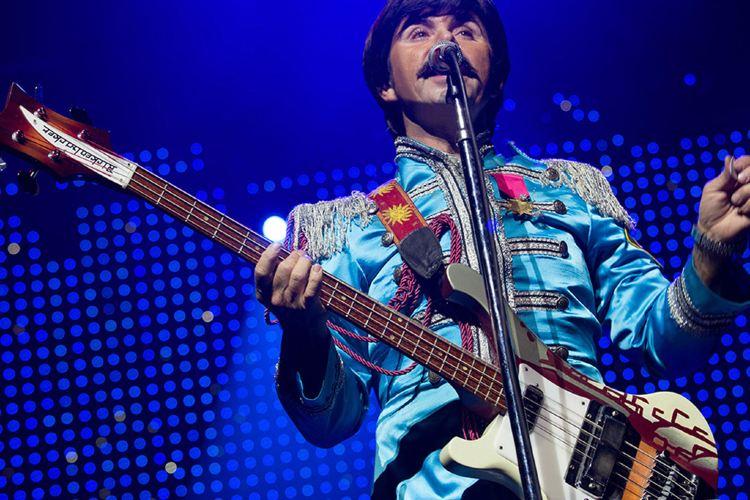 拉斯維加斯《Beatle Show》秀2