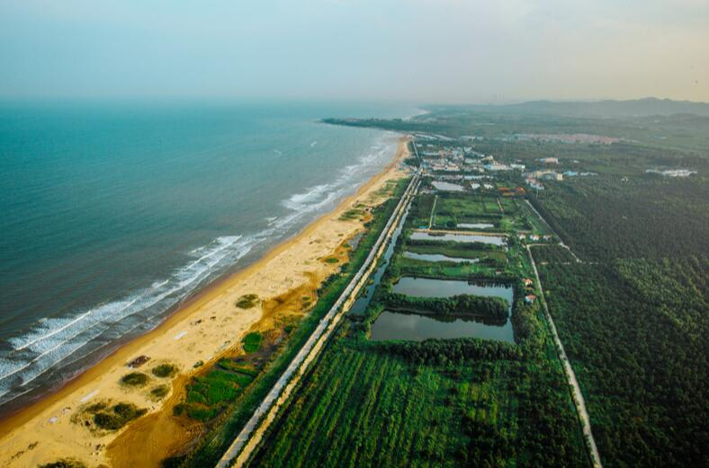 Rizhao Seaside National Forest Park