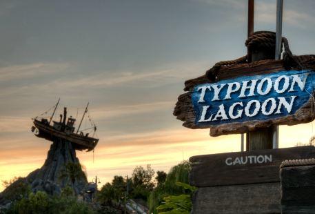 迪士尼颶風湖水上樂園