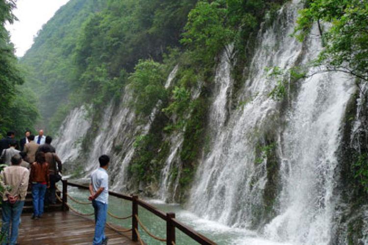 Zhongba Canyon2