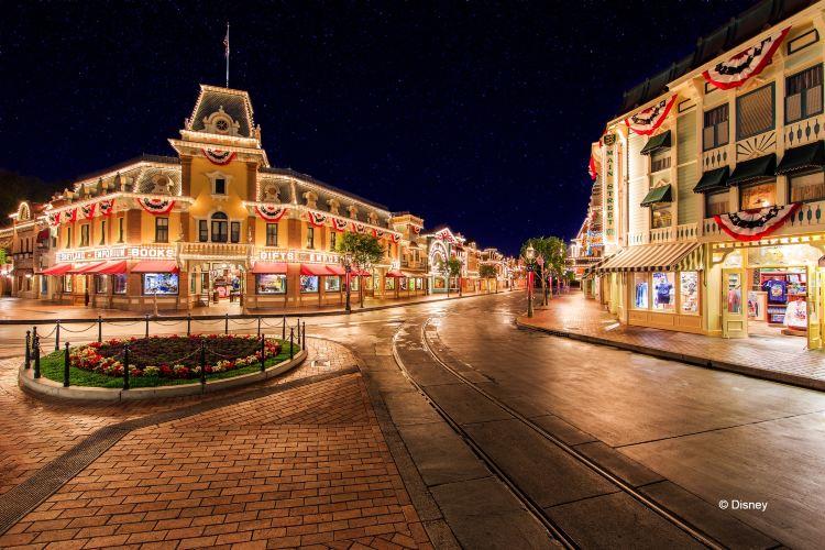 洛杉磯迪士尼樂園2