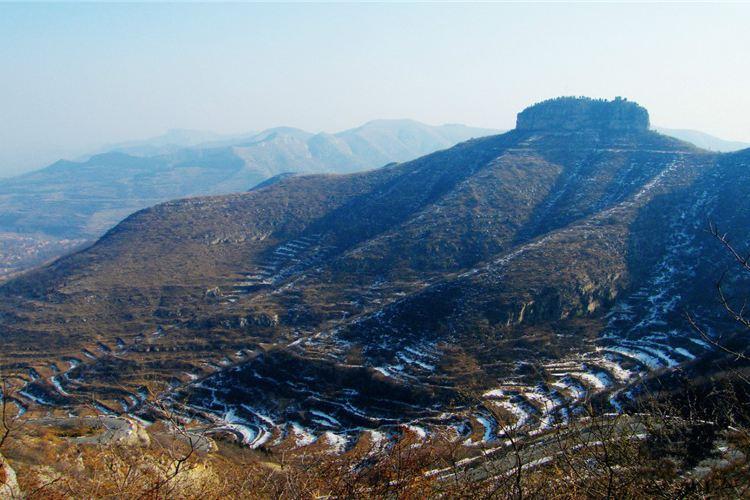 양톈산 국가삼림공원1
