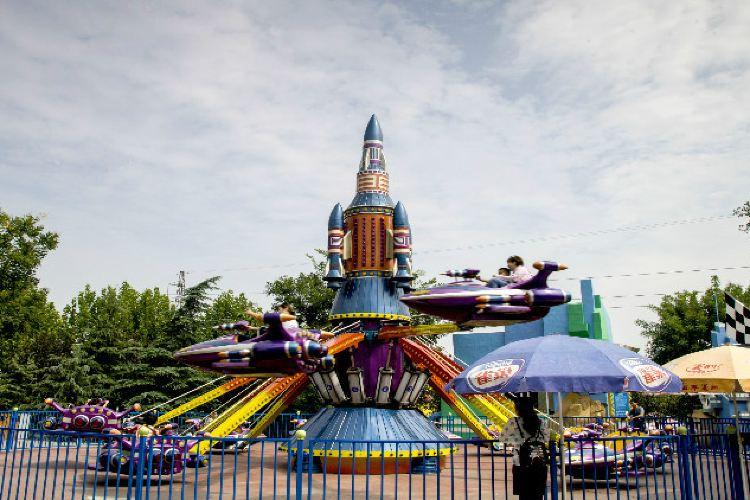 Xinma Kingdom Theme Park1
