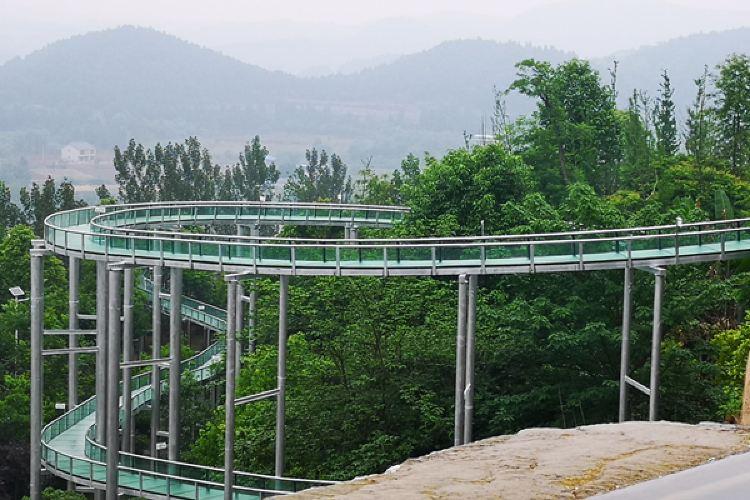 太乙仙山植物園4
