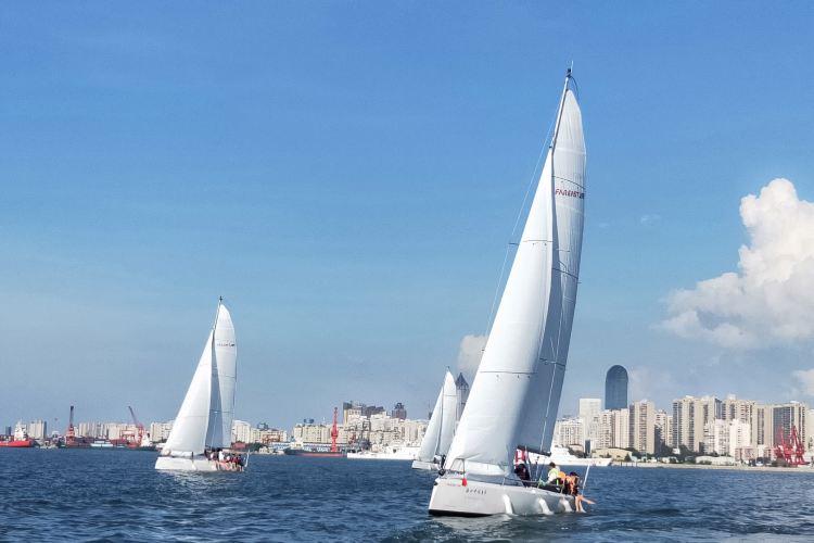 海口市國家帆船基地公共碼頭1