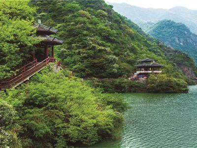漢中石門棧道風景區