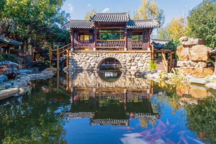 Dalicang Mountain Botanical Garden2
