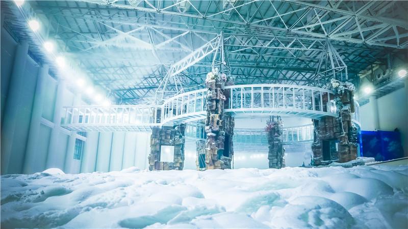 Zhangjiajie Ice and Snow World
