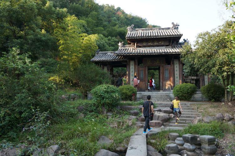 Qinxi Xianggu Scenic Area4