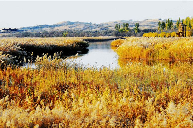 黃沙古渡原生態旅遊區