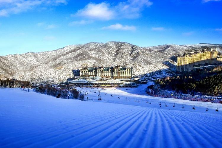Wanlong Ski Resort4