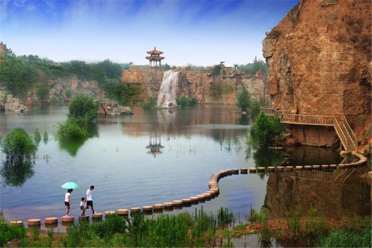 Yangshan Ancient Town Military Tourism Area3