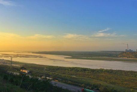 潼關黃河灣