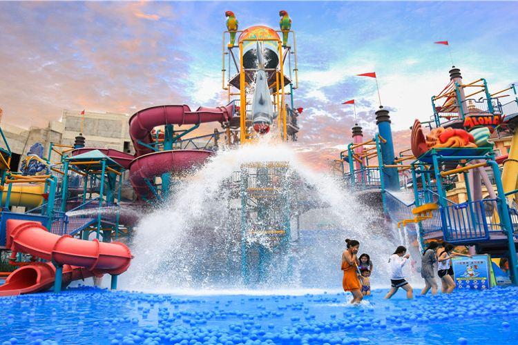 樂華城·88°C溫泉樂園