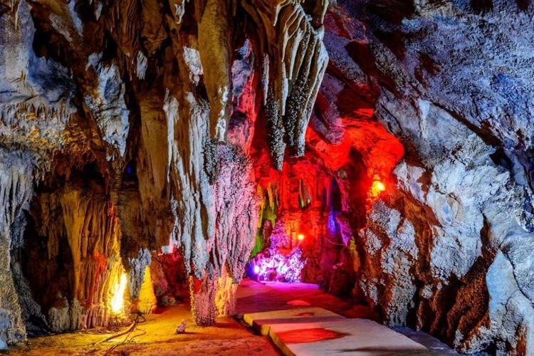 선농자선룽 동굴3