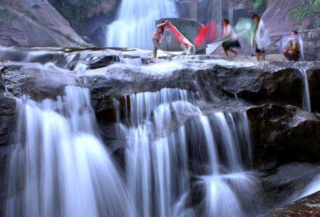 Baxian Feiputan Sceneic Area (luobotan)