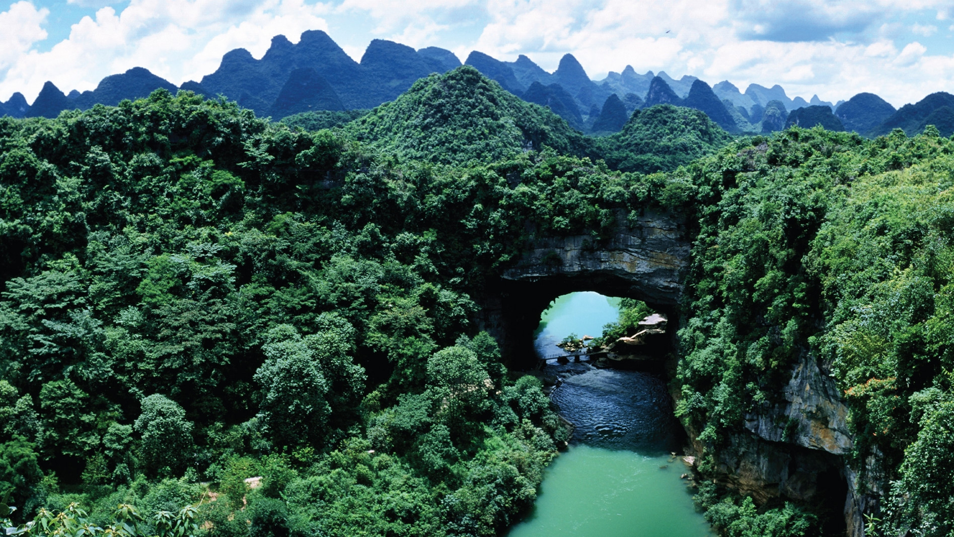 Luzhai Xiangqiao Karst National Geopark