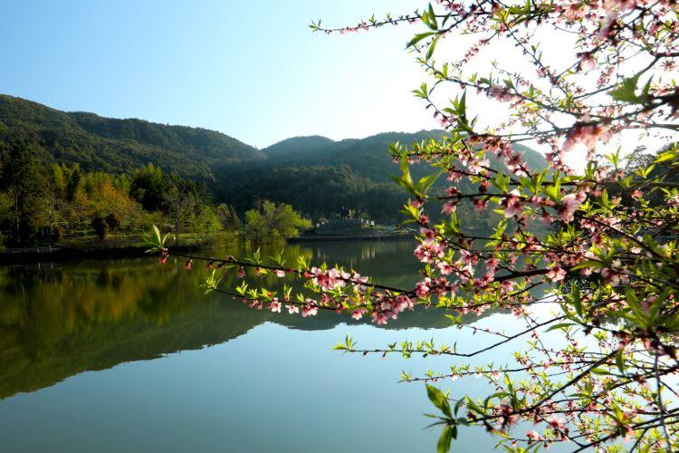 Sanbaishan Mountain Scenic Area2