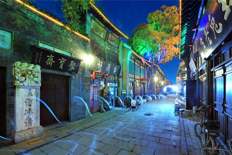 Zhoucun Ancient City3