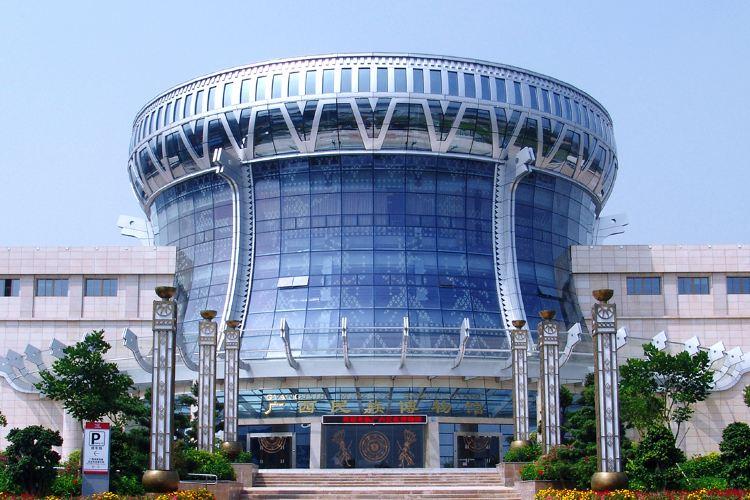 Guangxi Museum of Nationalities3