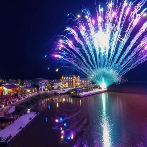 中國海影城海上傳奇主題樂園