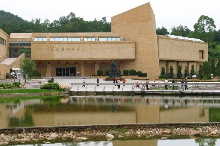 Heyuan Museum2