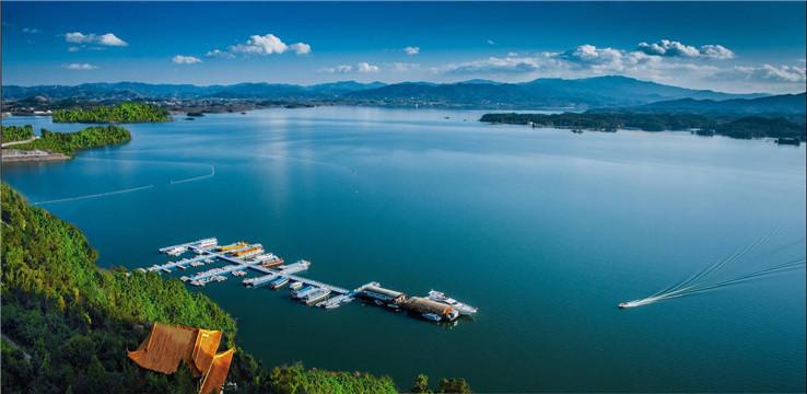 Wanfo Lake