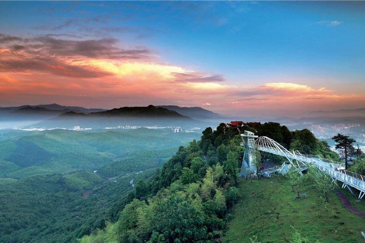 Suxian Ridge1