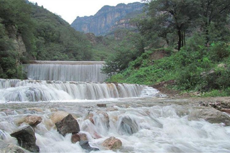 Linzhou Honggushan Scenic Area