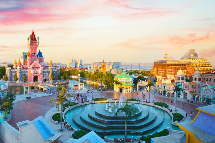 Qingdao Fantawild Dreamland4